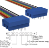 Rectangular Cable Assemblies -- C3PPS-1036M-ND -Image