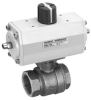 Full Port DIR-ACT® Ball Valve -- Model 1-1/2