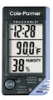 Cole-Parmer Thermometer/Clock/Humidity Thermometer -- GO-90080-06