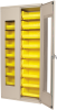 Cabinet, Quick-View Bin Cabinet w/18 AkroBins -- AC3618QV250 -Image