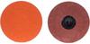 Norton Blaze CA Coarse TS (Type II) Quick-Change Cloth Disc -- 63642595479 -Image