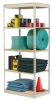 HALLOWELL Rivetwell Single-Rivet Shelving -- 5894600