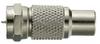 F Plug to RCA Jack -- 0405-125-TP - Image