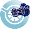 Cast Iron General Duty Sliding Vane Pump GX Series -- GX2 - Image
