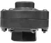 D10 Series #10 PVC Diaphragm Seal -- D10985 - Image