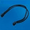 Cable Assemblies and IO cable connectors, IO cable connectors, Mini-SAS HD, Internal Cable Assemblies, Connector Type=Standard MSHD Housing Double Ends -- 10119576-2030LF - Image