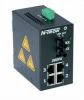 305FX Industrial Ethernet Switch with Monitoring, ST 2km -- 305FX-N-ST