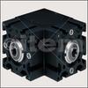 Bevel Gearbox WG 90° -- 0.0.408.10