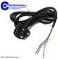 AC  Power Cords -- CA-BSI-8FT-3W-S/T-ICC-H05RNF1.0 - Image
