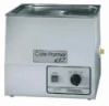 Cole-Parmer SS Ultrasonic Cleaner, Heater/Mechanical Timer; 3.5 gal, 115V -- GO-08895-50