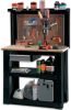 Reloading Workbench with Back Wall -- Model # WB-402 - Image