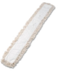 Industrial Dust Mop Head, Hygrade Cotton, 60w x 5d, White -- UNS1360
