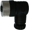 M12 Connector -- 12FB4-000S - Image