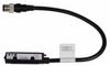 Block/Rectangular Reflex/Reflective Photoelectric Sensor -- 13100A6513 - Image