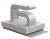 Wire Saddle - Optical Fiber, Mini -- MOFNSB-2-19A-RT -- View Larger Image