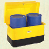 2 Drum Containment Without Cover -- 3149