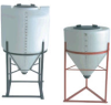 Cone Bottom Polyethylene Tank -- 8568