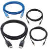 KVM Switches (Keyboard Video Mouse) - Cables -- 95-P785-DPKIT06-ND - Image
