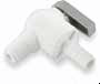 Par-Barb® Thermoplastic Valve Fittings -- VME - Valve Barbed Male Elbow
