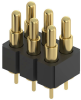 Rectangular Connectors - Spring Loaded -- ED10698-ND