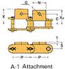 Plastic Sleeve Chain Attachment -- CS2052SS 1L A-1 -Image