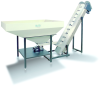 Hopper / Incline Conveyor -- UF-3000