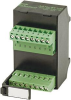MURR ELEKTRONIK 54100 ( LUG S 8 FOR SIGNAL TRANSFER, 250V / 8 A, MOUNTING RAIL / WITH PLUG-IN SCREW TERMINALS ) -Image