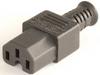 European IEC 60320/C15 Connector -- UC-05AI