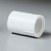 Pipe thread adapter, PVC, 4
