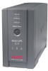 APC Back-UPS 500 (black) -- BK500BLK
