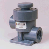 PVC and PP Foot Operated Valves -- 21095