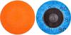 Norton Blaze CA Coarse TR (Type III) Quick-Change Fiber Disc -- 66261058707 -Image