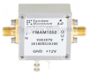 2.2 dB NF Low Noise Amplifier, Operating from 10 MHz to 1 GHz with 51 dB Gain, 13 dBm P1dB and SMA -- FMAM1052 -Image