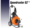 Speedrooter 92 ™ - Professional Drain Cleaner