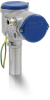 Electromagnetic Flow Switch and Flow Meter Controller -- DWM 2000