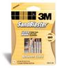 3M SandBlaster Aluminum Oxide Sanding Sponge 180 Grit - 4 1/2 in Width x 5 1/2 in Length - 50683 -- 051111-50683 - Image