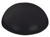 Self Adhesive Bumpers & Rubber Feet - Hemisphere -- RBS-40BK