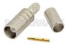 MCX Jack Connector Crimp/Solder Attachment for RG188-DS, RG316-DS -- PE4885 -Image