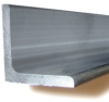 Aluminum 6061 Extruded Angle, ASTM B308, 1/8