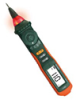 MULTIMETER, PEN, WITH NON-CONTACT VOLTAGE DET. -- Extech Instruments Corp. 381676