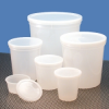 Specimen Containers with Lids -- 73122 -- View Larger Image