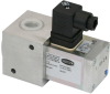 Solenoid valve EMVO for direct control of vacuum EMVO 12 24V-DC 3/2 NC -- 10.05.01.00049