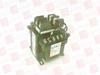 EATON CORPORATION C0100E6UFB ( EATON CORPORATION, C0100E6UFB, INDUSTRIAL CONTROL TRANSFORMER, 100 VA TYPE MTE CONTROL TRANSFORMER WITH PRIMARY FUSE BLOCK, PRIMARY VOLT: 230/400/460/575, SECONDARY V... -Image