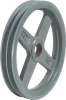 "7.75"" Spoked Cast Iron Sheave -- 8046294 - Image"