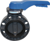 Pure-Blu™ Butterfly Valves -- BYCN Series -- View Larger Image