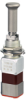 TW Series Toggle Switch, 2 pole, 3 position, IWTS terminal, Locking Lever -- 112TW1-10E