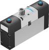 Air solenoid valve -- VSVA-B-D52-ZH-A1-1R5L -Image