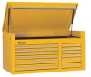 Tool Chest,50 In,12 Dr,Yellow -- 5RRK6