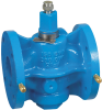 Flow Measurement Valve -- Series CSM-81-F - Image