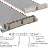 Rectangular Cable Assemblies -- M3CWK-5036J-ND -Image